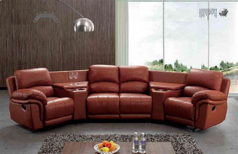 real leather recliner sofa genuine leather reclining sofa 3 piece langdon burgundy