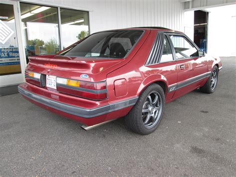 Mustang Auto Shop by 1985 Ford Mustang Gt Fast Specialties Performance Auto