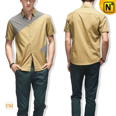 Original Gq Mens Modern Fit Sleeve Kemeja Shirt White 9zsaid s original designer slim fit shirts sleeve