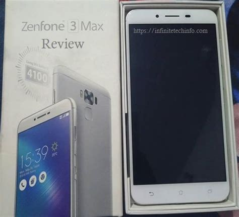 Zenfone 3 Max 232 asus zenfone 3 max zc553kl review infinitetechinfo