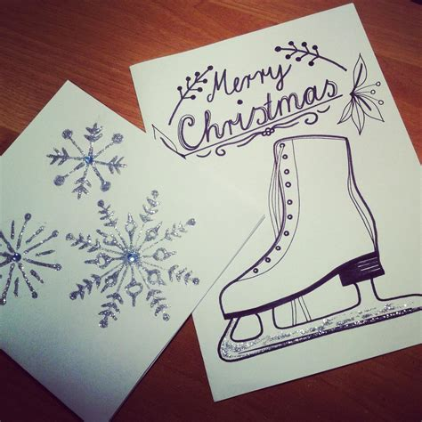 images of christmas cards to draw evelyn illustrations on instagram never enough of