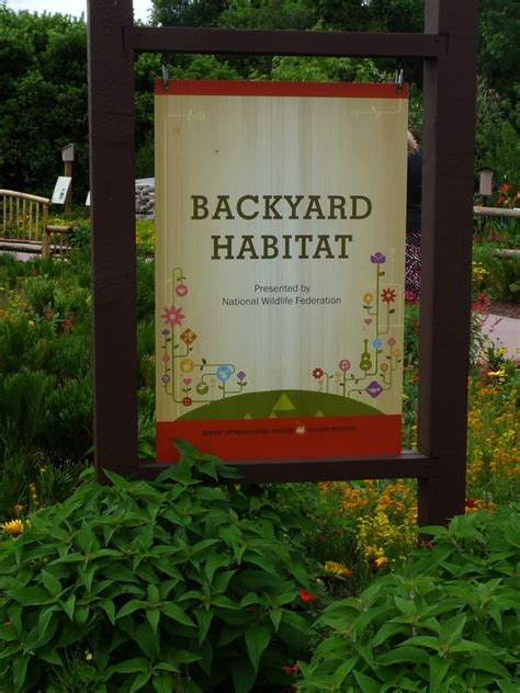 certified backyard habitat 7 things you ll find at the 2015 epcot international