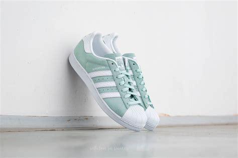 Adidas Superstar Mint Footwear White adidas superstar w mint ftw white ftw white footshop