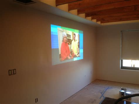 Bedroom Wall Projector Boulder Home Theater Design Ideas The Boulder Home