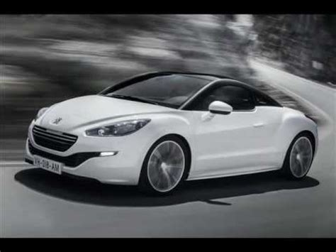 peugeot rcz r 0 60 2013 peugeot rcz sports coupe pricing revealed