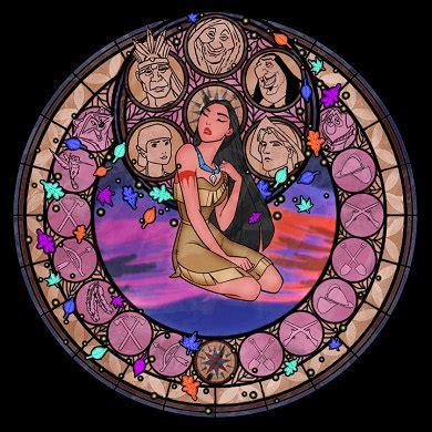 pattern of the kingdom cross stitch pattern for pocahontas kingdom hearts princess