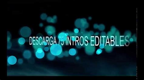 imagenes para videos gratis 75 intros incre 205 bles para tus videos de youtube 2016