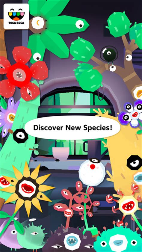 toca lab plants app android apk - Toca Lab Apk
