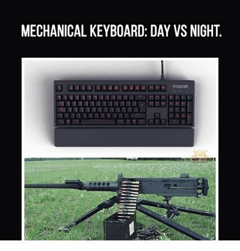 Meme Keyboard - 25 best memes about mechanical keyboard mechanical