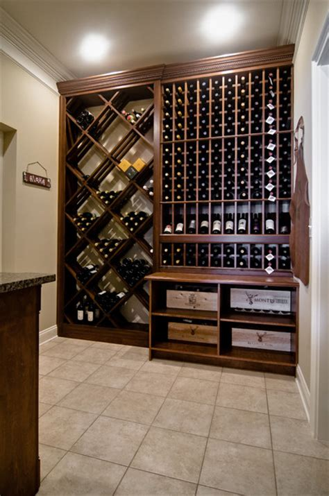 mahogany wine cabinet kessick wine cellarskitchen design custom wine storage traditional wine cellar by