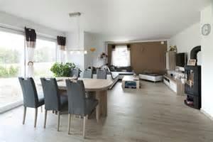 esszimmer wohnzimmer aufteilung typ m145 wi bau haus