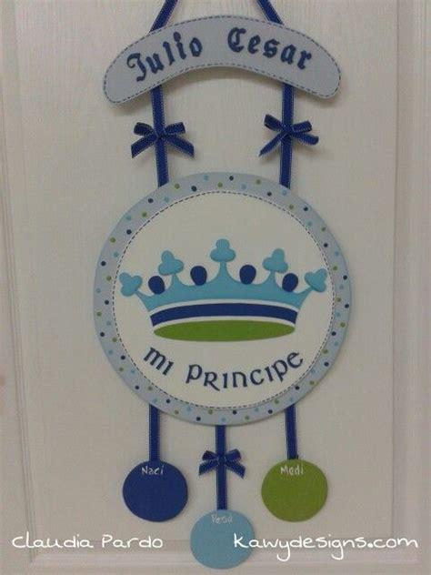 decorar habitacion bienvenida letrero para darle la bienvenida al principe de la casa