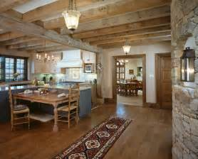 Rustic Country Kitchen Ideas Country Home Rustic Kitchen Philadelphia By