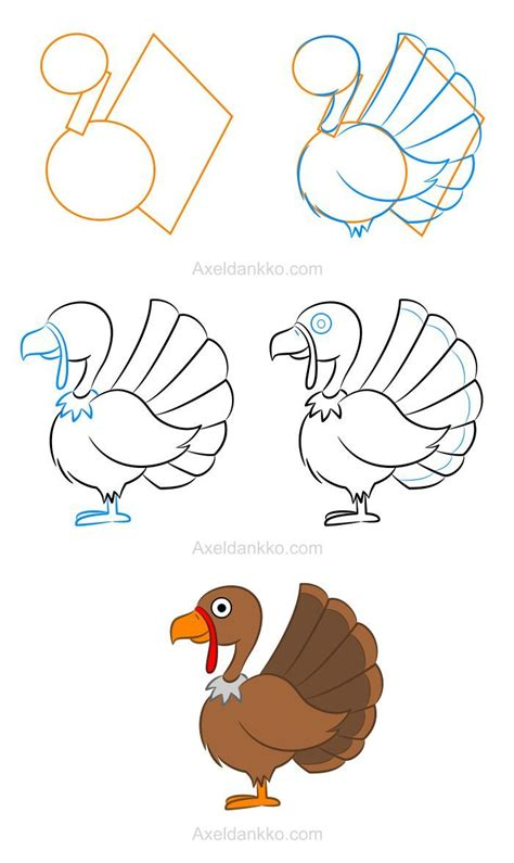 Thanksgiving Drawing Ideas