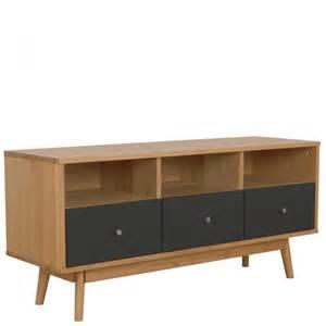 meuble tv scandinave cdiscount artzein