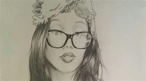 draw  girl  snapchat filter youtube