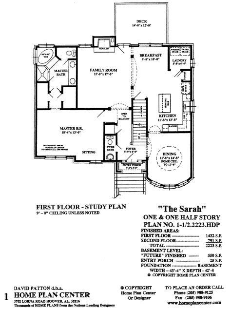 sarah homes floor plans home plan center sarah first floor