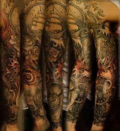 30 best sleeve tattoo designs