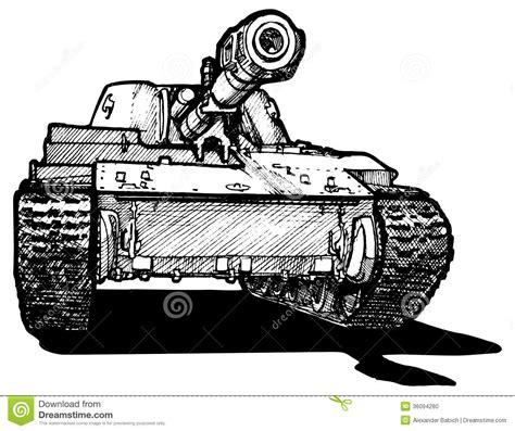 interno carro armato carro armato pesante fotografia stock immagine 36094280