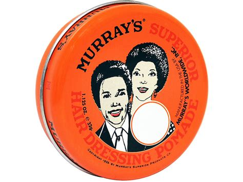 Pomade Murray Heavy 5 vintage hair products you should be using today the pomades