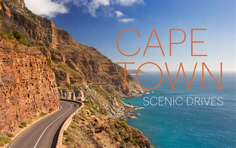 scenic town 4 breathtaking cape town scenic drives