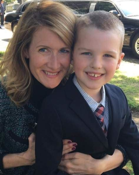 young sheldon actor age iain armitage 5 fast facts you need to know heavy