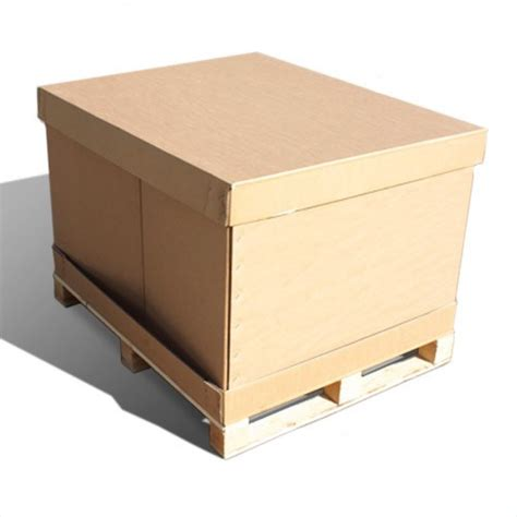 buy low cost high quality cardboard pallet boxes here dpack