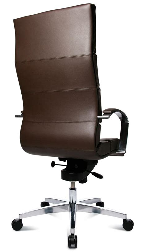 fauteuil direction cuir fitness
