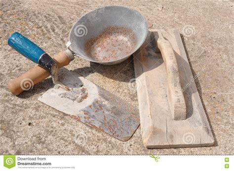 masonry tools stock photo image 77077460