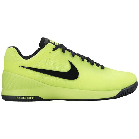 toddler nike tennis shoes nike zoom cage 2 tennis shoes volt black