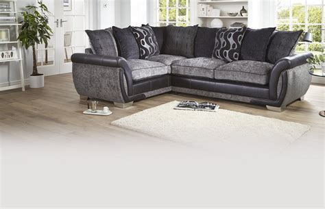 shannon corner sofa dfs shannon right hand facing 3 seater pillow back corner