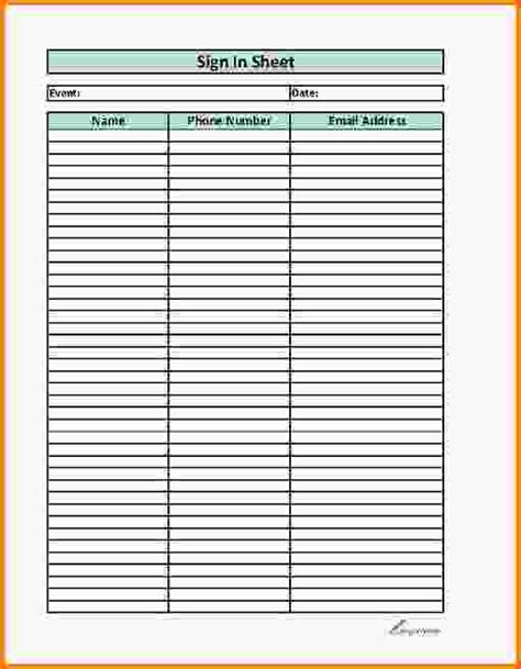printable sign in sheets signin082 jpg letterhead