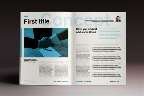 25 best professional brochure templates themekeeper com