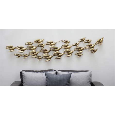 bird home decor litton 69 in x 16 in contemporary flock of birds