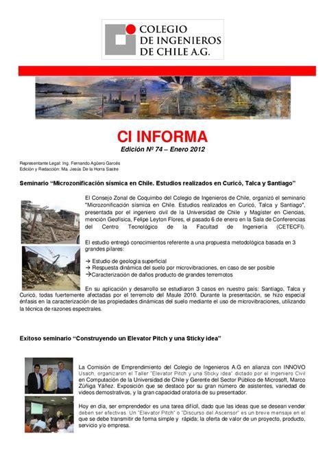 sports c 7 236 239 ci informa 74 by revista ingenieros issuu