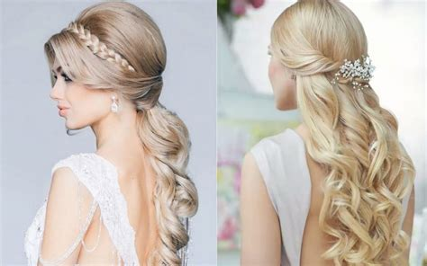 long hairstyles for bridal party braid hairstyles for long hair for wedding parties