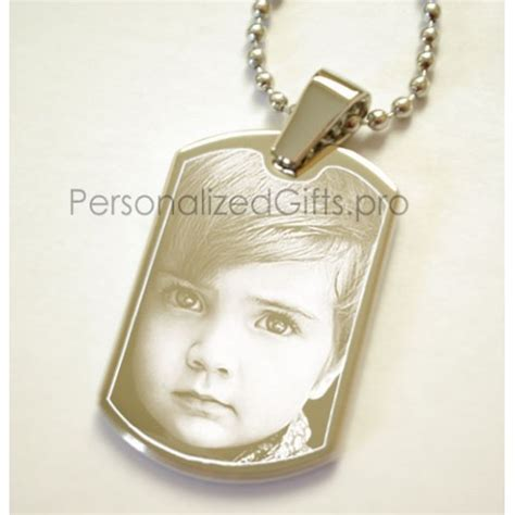 photo personalised gifts id tag photo gifts ideas
