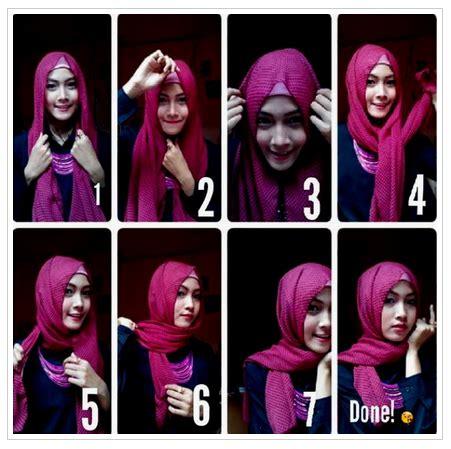 tutorial jilbab ima scarf kumpulan tutorial hijab modern ima scarf terbaru 2016