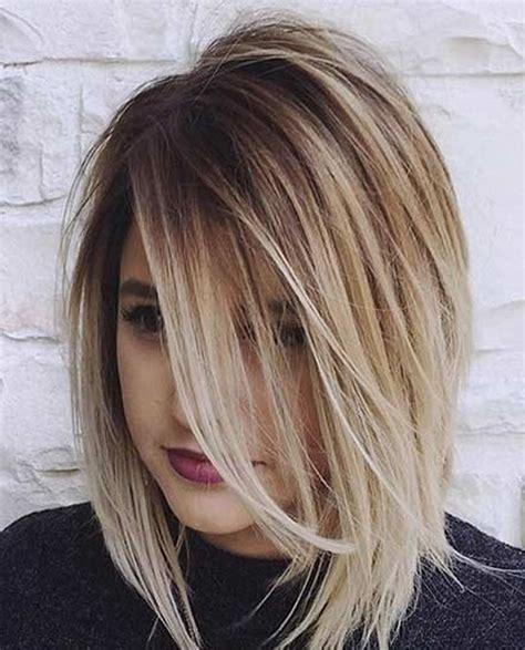 balayage short bob hairstyles for 2018 bob haircuts