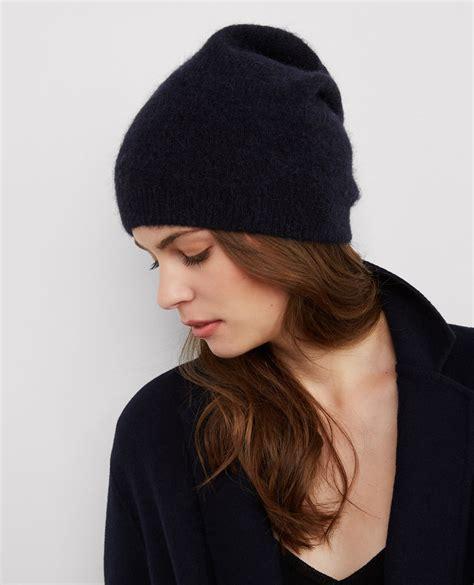 bonnet comptoir des cotonniers bonnet avec alpaga et becife comptoir