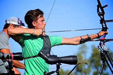 2016 summer olympics archery archery in the summer olympics include a friend of archery