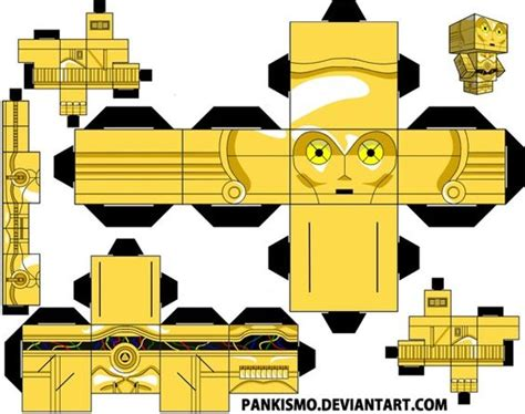 Today Papercraft by 15 Wars Cubeecraft Paper Models You Will Also