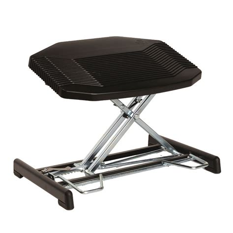 score 952 height adjustable footrest from posturite