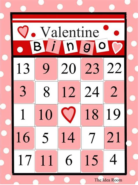 free printable number bingo cards for large groups 9 sets of free printable valentine bingo cards