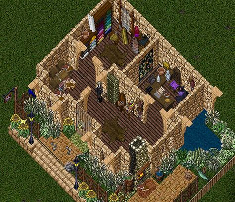 ultima online custom house designs how to design a house in ultima online ehow uk