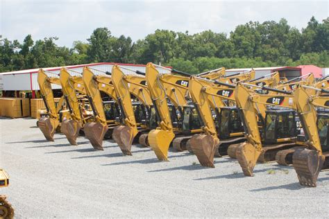 machine rental heavy construction equipment rentals bihm equipment company