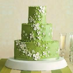 wedding cake green dogwood wedding cakes a wedding cake