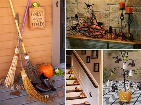 cool halloween decorations to make at home decoration homemade halloween decorations ideas