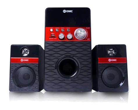 Speaker Gmc Terbaik by Harga Speaker Aktif Gmc 888r Terbaru