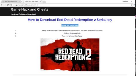 Redemption Key dead redemption 2 serial key